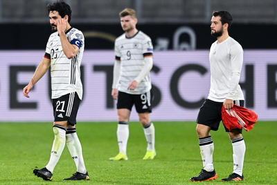 Alemania pierde por primera vez en 20 años eliminatoria mundialista