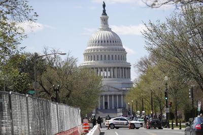 Alarma en EUA tras atropello en el Capitolio