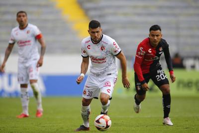 Con gol de Renato Ibarra, Atlas se impone ante Xolos de Tijuana