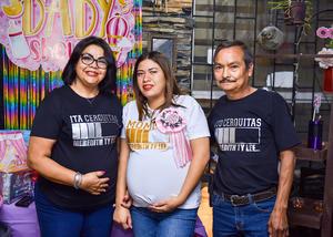 04042021 Baby Shower de Cynthia Ortega, organizado por sus suegros Betty Sánchez y Toño Castro.