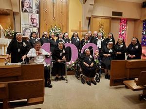 05042021 Varias de las religiosas son de la Comarca Lagunera.