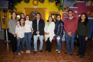 07042021 Lilubeth, Víctor, Cecilia, Blanca, Verónica, Isabel, Juan Antonio y Romana.