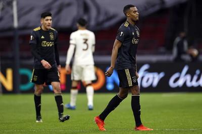 Roma pone un pie en semifinales de Europa League