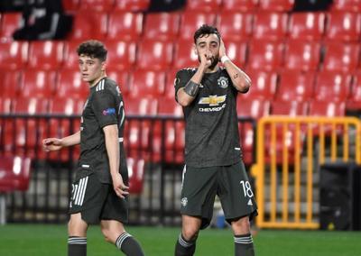 Sin sorpresas, Manchester United se impone ante Granada