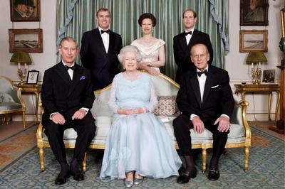La reina y el príncipe estuvieron casados más de 70 años.