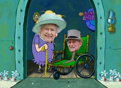 Despiden al Príncipe Felipe con memes en redes sociales