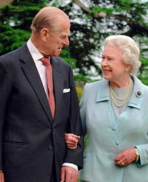 10042021 RéCORD.  En el año 2009, el duque se convirtió en el consorte más longevo.