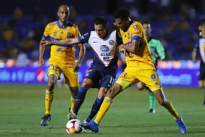 América consigue valiosa victoria en visita a Tigres