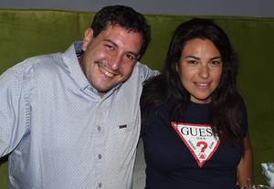 13042021 Francisco Valero y Claudia Espinoza Máynez.
