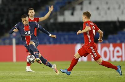PSG le pega al campeón Bayern Múnich; va a semifinal de Champions