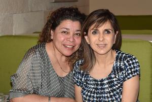 14042021 Mónica Santibañez y Connie Pemont.