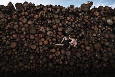 Imagen de Adam Pretty, ganadora de la categoría Deportes - Primer premio individual en el World Press Photo 2021.