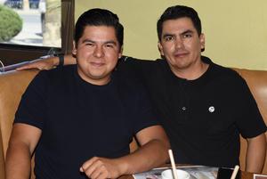 15042021  Luis Silva y Paulo Jaramillo.