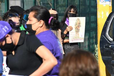 Colectivos exigen justicia tras feminicidio de Milagros