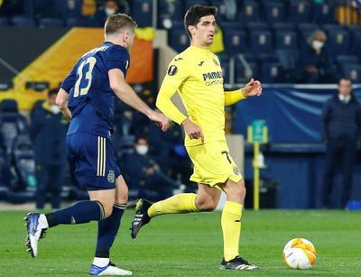 Un Villarreal superior clasifica a semifinales de la Europa League