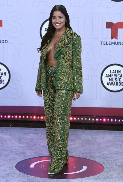 Los looks de la alfombra roja de los Latin American Music Awards