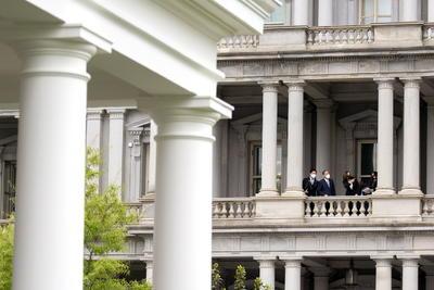 Joe Biden recibe a Yoshihide Suga para hablar de China y Corea del Norte