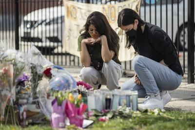 Muerte de Adam Toledo a manos de policía genera indignación en Chicago