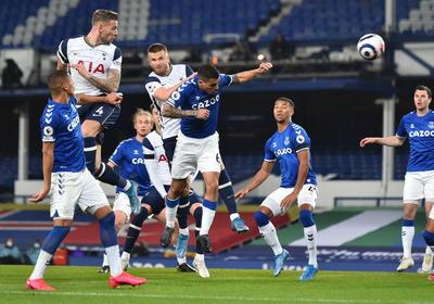 Harry Kane salva al Tottenham con empate ante Everton