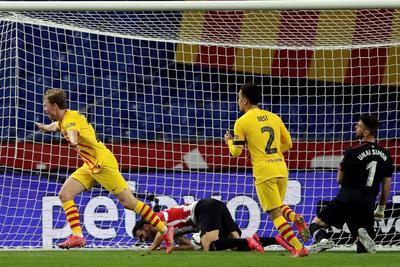 Barcelona se impone al Athletic y se corona en Copa del Rey