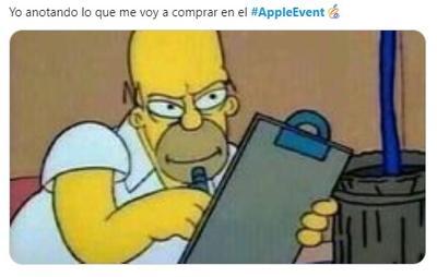 'Maldita pobreza'; así recibieron los memes al 'Apple Event 2021'