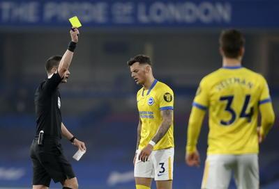 Chelsea regresa a los puestos de Champions con gris empate ante el Brighton