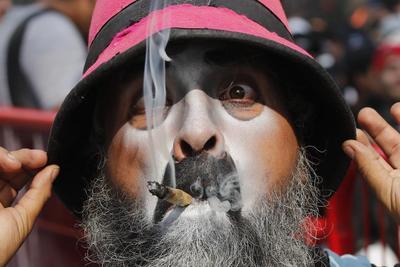 Celebran día de marihuana en México con demandas por regularización