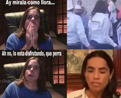 'Lord Nalgadas'; tunden con memes al candidato de Morena David Monreal por 'acoso'