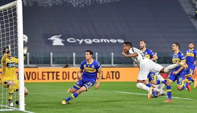 Sandro y De Ligt salvan al Juventus ante el Parma