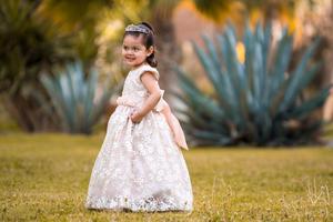 24042021 Valeria Torres González celebrando 3 años de vida.