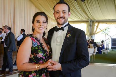 Ana Sofía y José Alfredo.