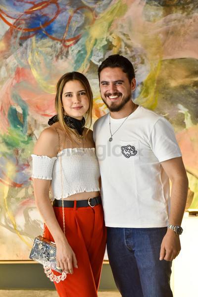 Emiliano González y Zanya Pérez.