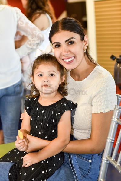 Rafaela y Adriana.