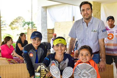 Matteo Limones,Daniela Muñoz,Daniel limones y Carlos Villalobos