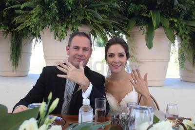Boda Javier Sada y Laura Martínez.
