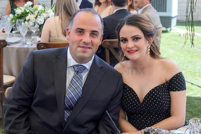 Antonio Serna y Marisol Sáenz