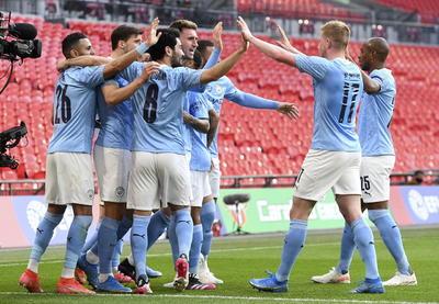 Manchester City se lleva la Copa de la Liga de Inglaterra