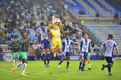 Cae Santos Laguna 0-1 ante Tuzos del Pachuca