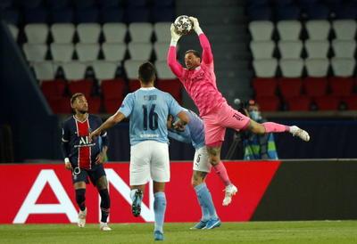 Derrota Manchester City al PSG en ida de semifinal de Champions