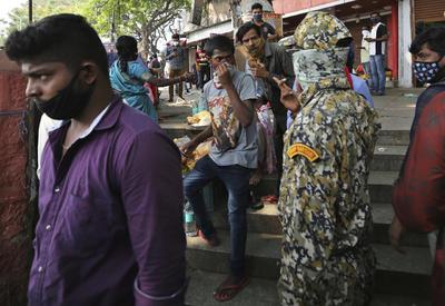 India, epicentro de la pandemia con casi 40 % de los nuevos casos