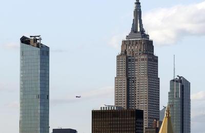 El icónico Empire State celebra su 90 aniversario