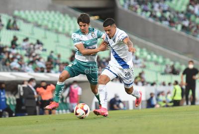 Santos Laguna se queda en repechaje tras empate con Puebla