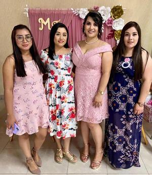 01052021 Marisol Hernández, Nayeli Delgado, Mary Paz Escobar, Ruth Vélez. (concuñas).