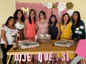 01052021 Benita Vásquez, Diana Soto, Mónica Medina, Mary Paz Escobar, Margarita Herrera, Gabriela Díaz Rivera, Guadalupe Hernández (compañeras de trabajo).