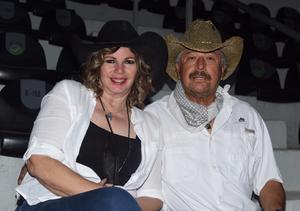 02052021  Laura Prado y Ricardo Velázquez.