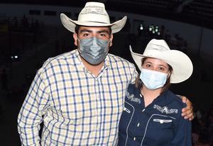 02052021 Alejandro Rocha y Susana Ceniceros.