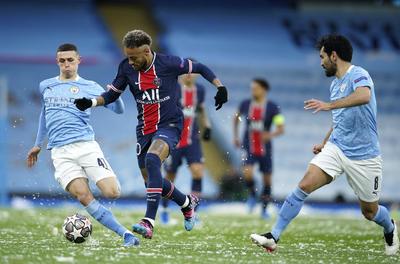 Manchester City, primer finalista de la Champions League tras vencer al PSG