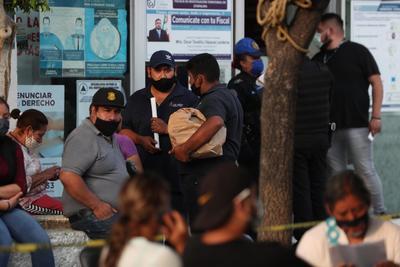 En CDMX, víctimas de Línea 12 del Metro exigen justicia al identificar los muertos
