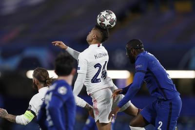 Con goles de Timo Werner y Mason Mount, Chelsea venció al Real Madrid