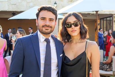 José Armando Bajos y Victoria Gutiérrez.